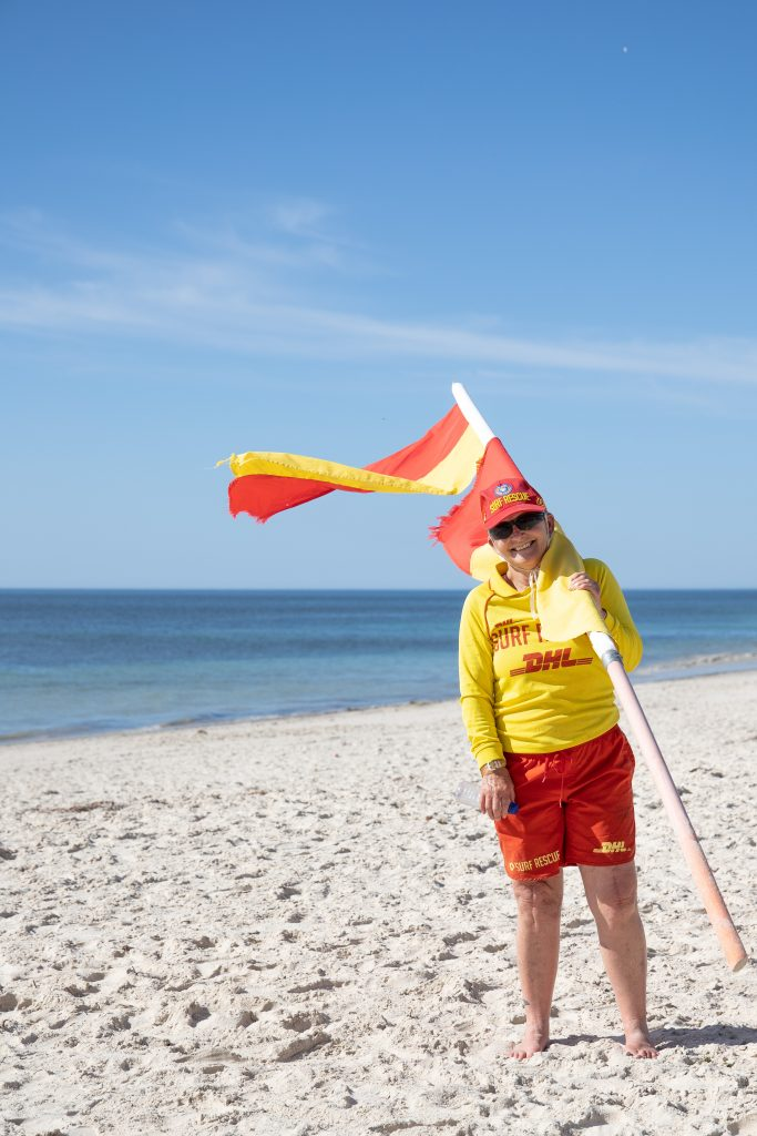 Normanville beach patrol