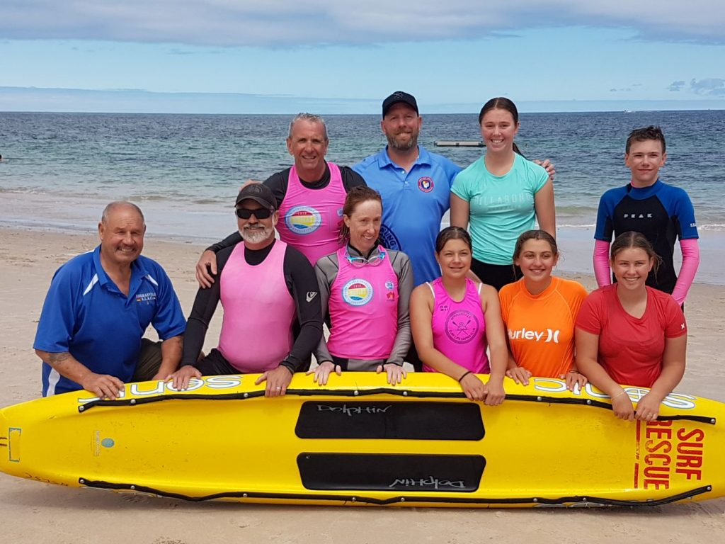 Surf Rescue Certificate